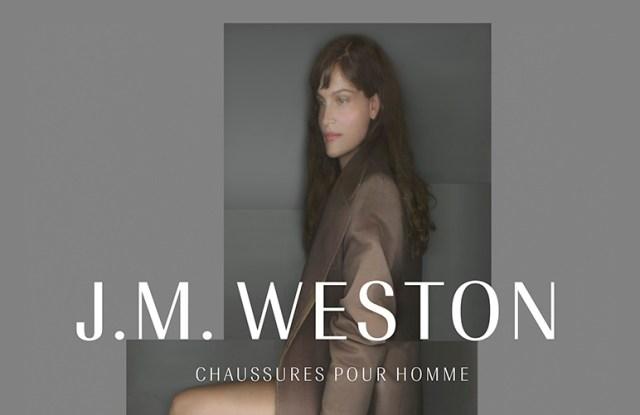 The new J.M. Weston campaign.