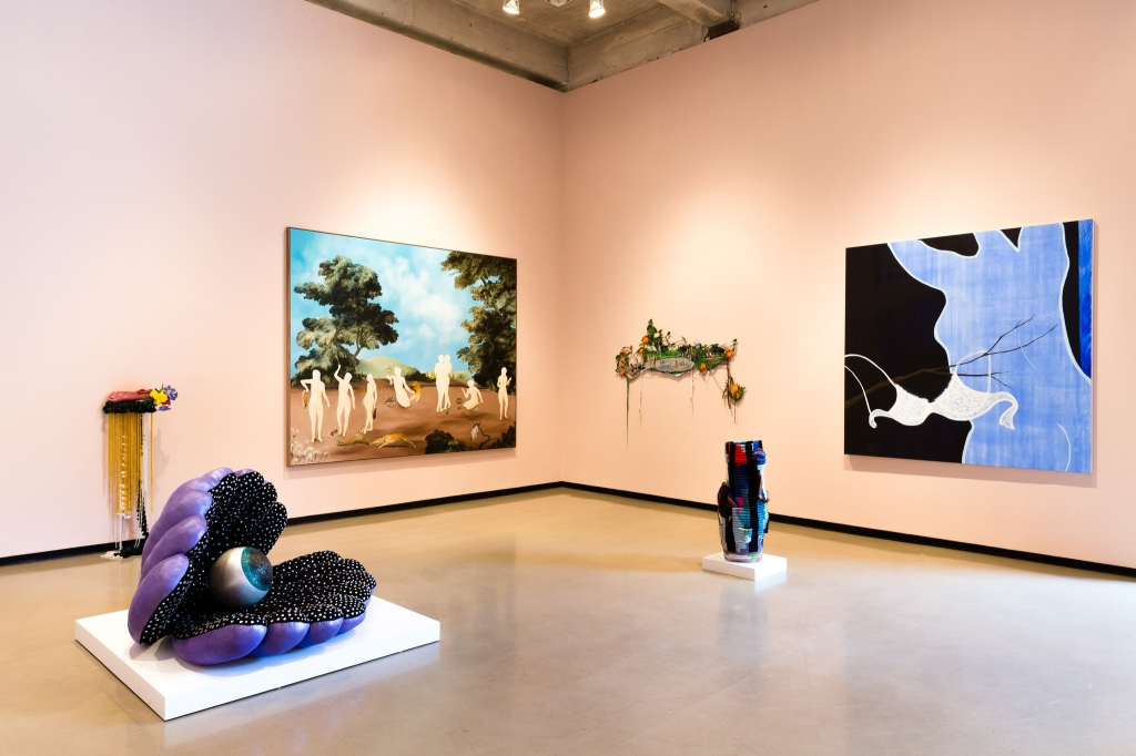 """Yvonne force curates """"Seeds"""" at Paul Kasmin Gallery"""