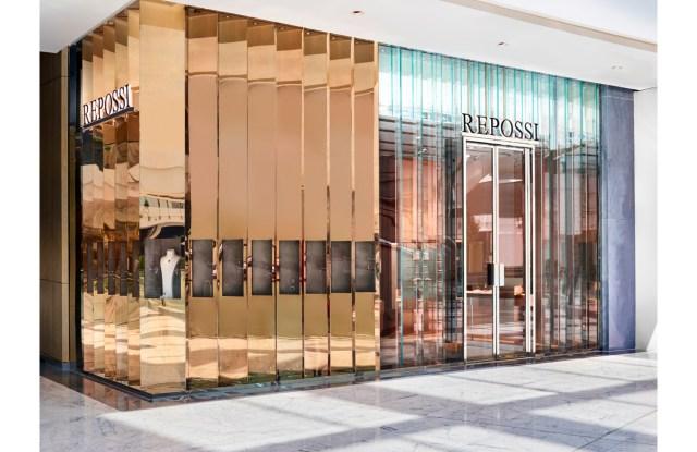 Repossi store in Dubai Mall