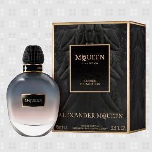 Alexander McQueen's New Fragrances