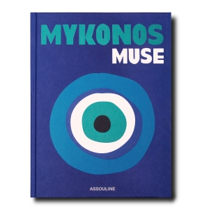 """Mykonos Muse"" by Liza Manola"