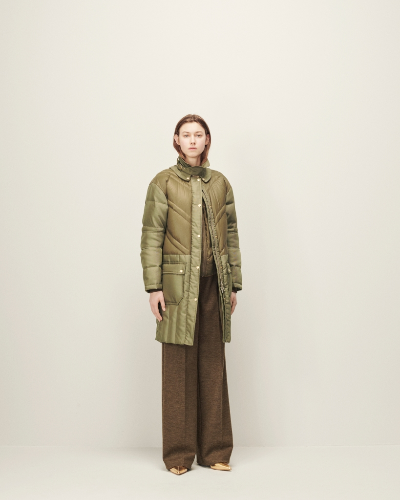 A look from Mathilde Torp Mader's first pre-collection for By Malene Birger