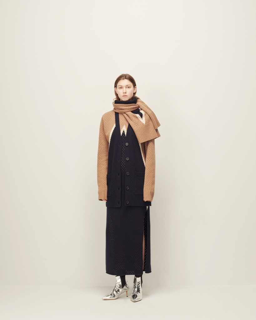 A look from Mathilde Torp Mader's first collection for By Malene Birger