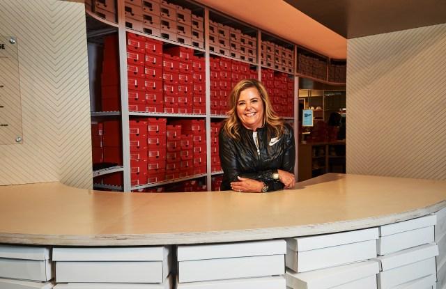 Heidi O'Neill Nike