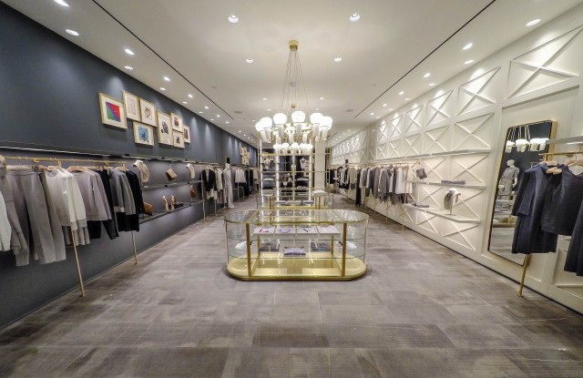 Fabiana Filippi's store in Dallas.
