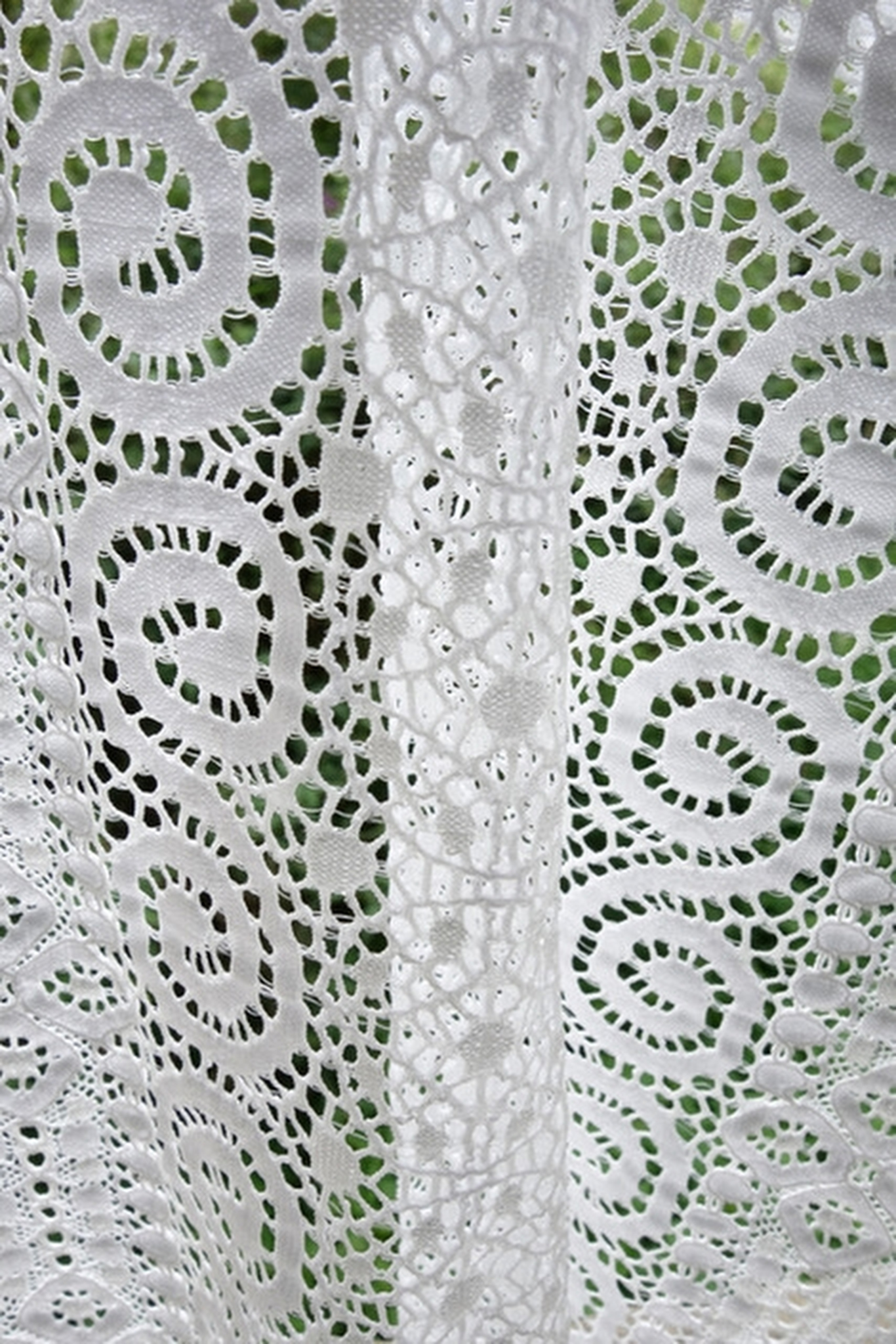 Noyon's sustainable lace was among the developments at Interfilière this year