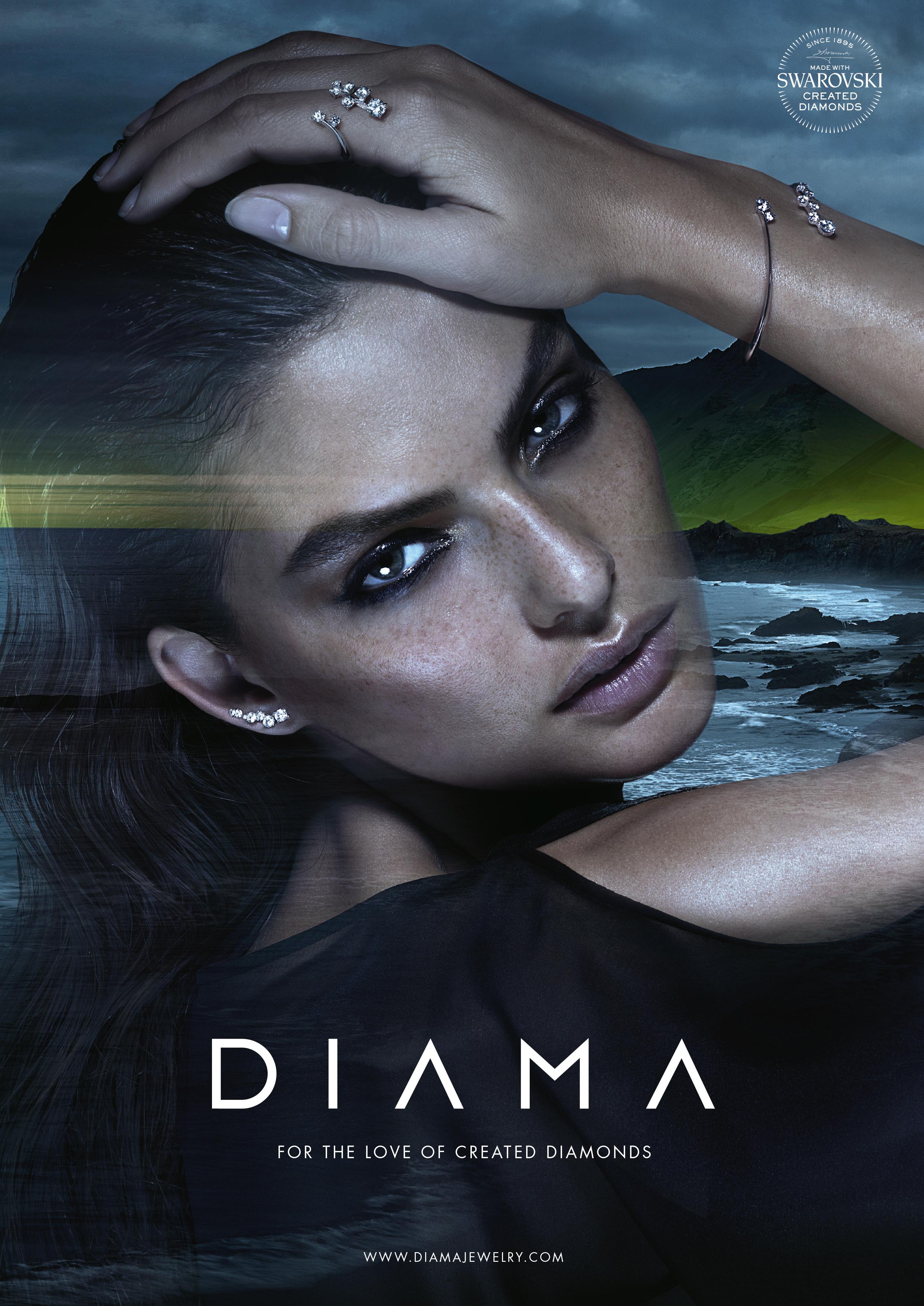 The latest Diama campaign.