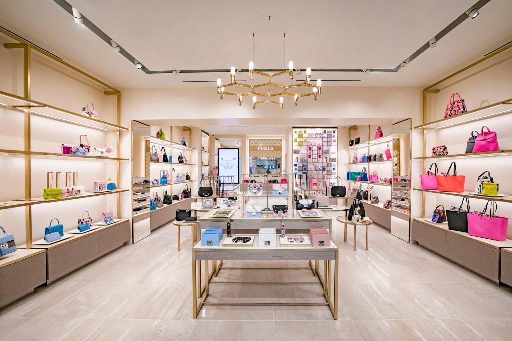 The Furla store in Florida at Avenura Mall.