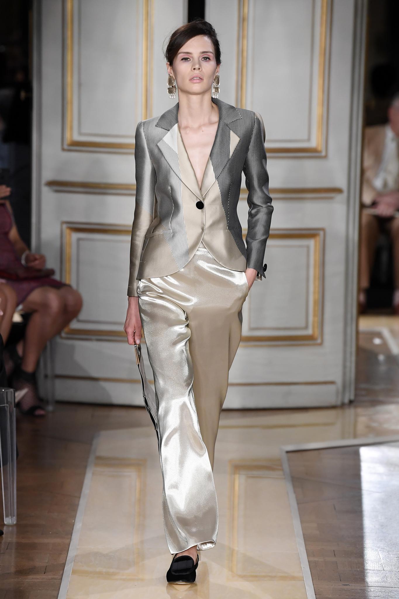 Giorgio Armani Prive Couture Fall 2018