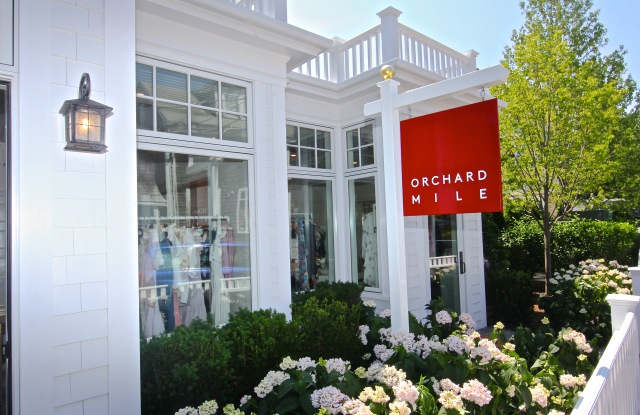 Orchard Mile is in its second summer in Martha's Vineyard.
