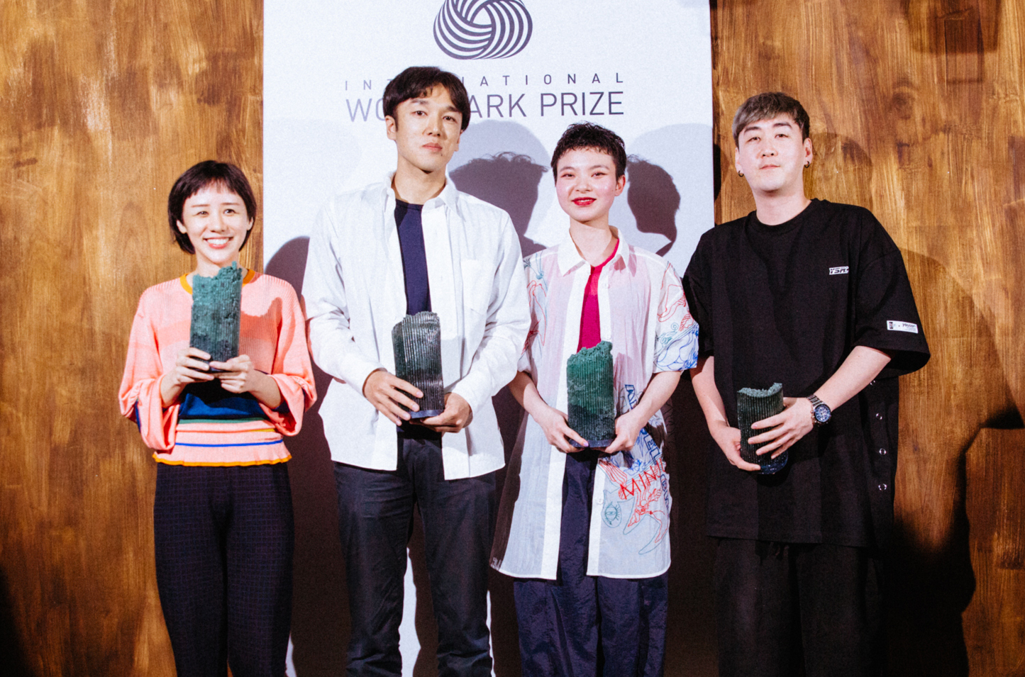 The Asian semifinalists of the International Woolmark Prize 2018.