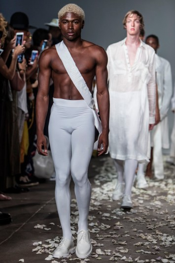Kenneth Nicholson Men's Spring 2019