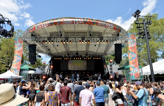 NEW YORK, NY - JULY 23: OZY Fusion Fest 2016 at Rumsey Playfield in Central Park on July 23, 2016 in New York City.  (Photo by Andrew Toth/Getty Images for Ozy Fusion Fest)