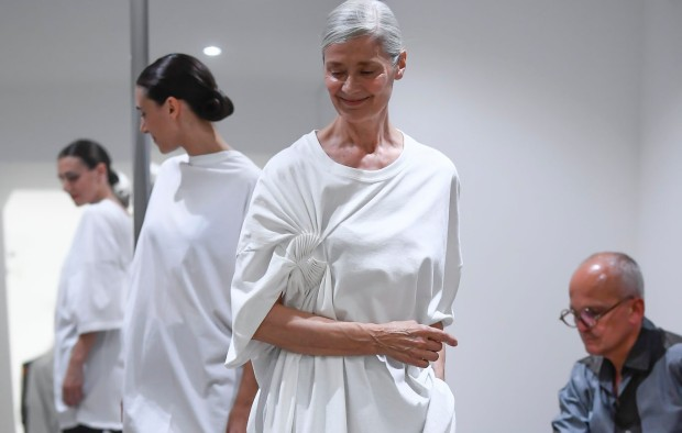 Moda Povera by Olivier Saillard Fall 2018