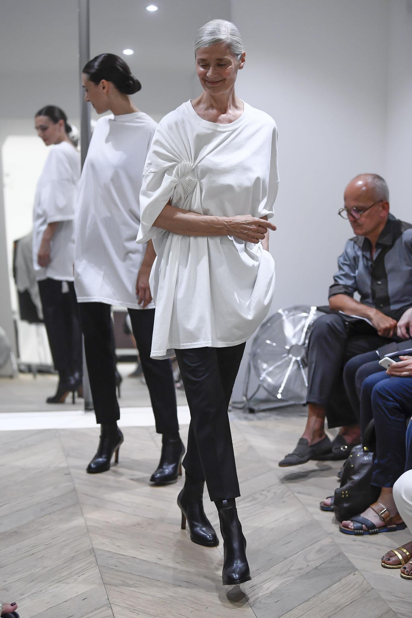 Moda Povera by Olivier Saillard Fall 2018