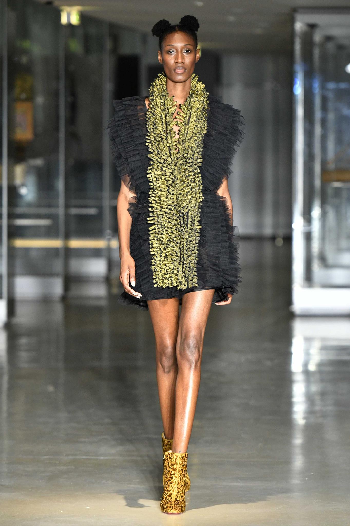 Noureddine Amir Couture Fall 2018