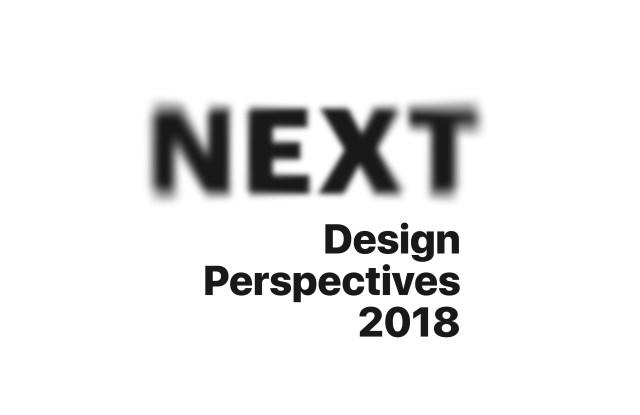 "The ""Next Design Perspectives"" logo."