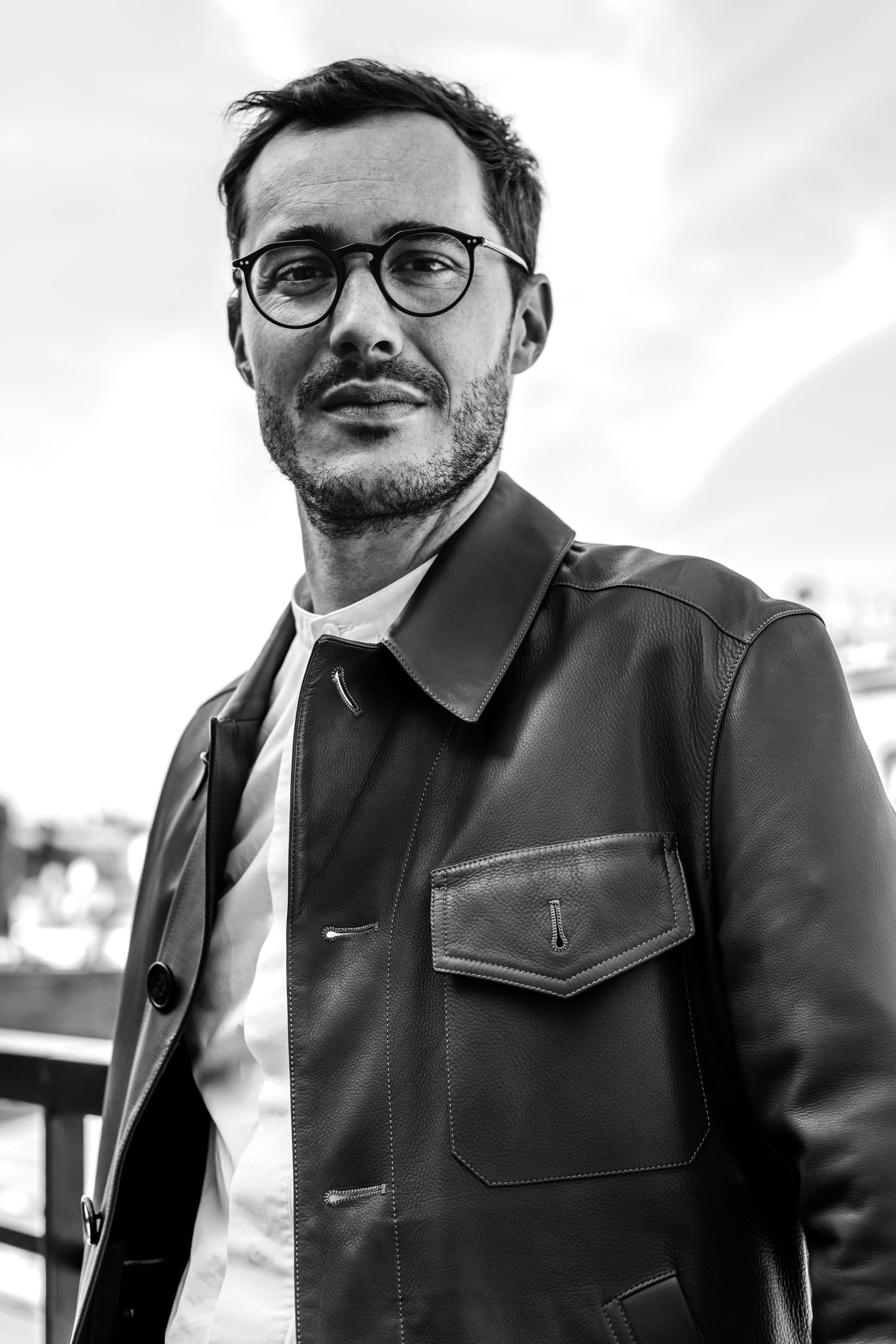 Bastien Daguzan of Paco Rabanne