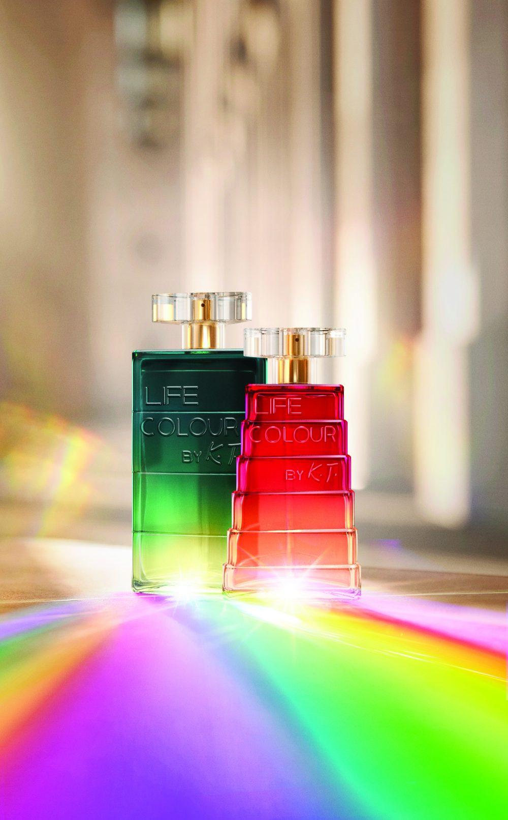 Avon Life Colour fragrances