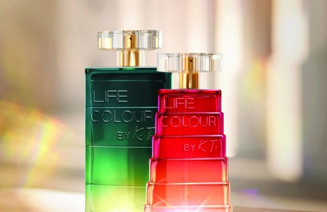 Avon Life Colour fragrances