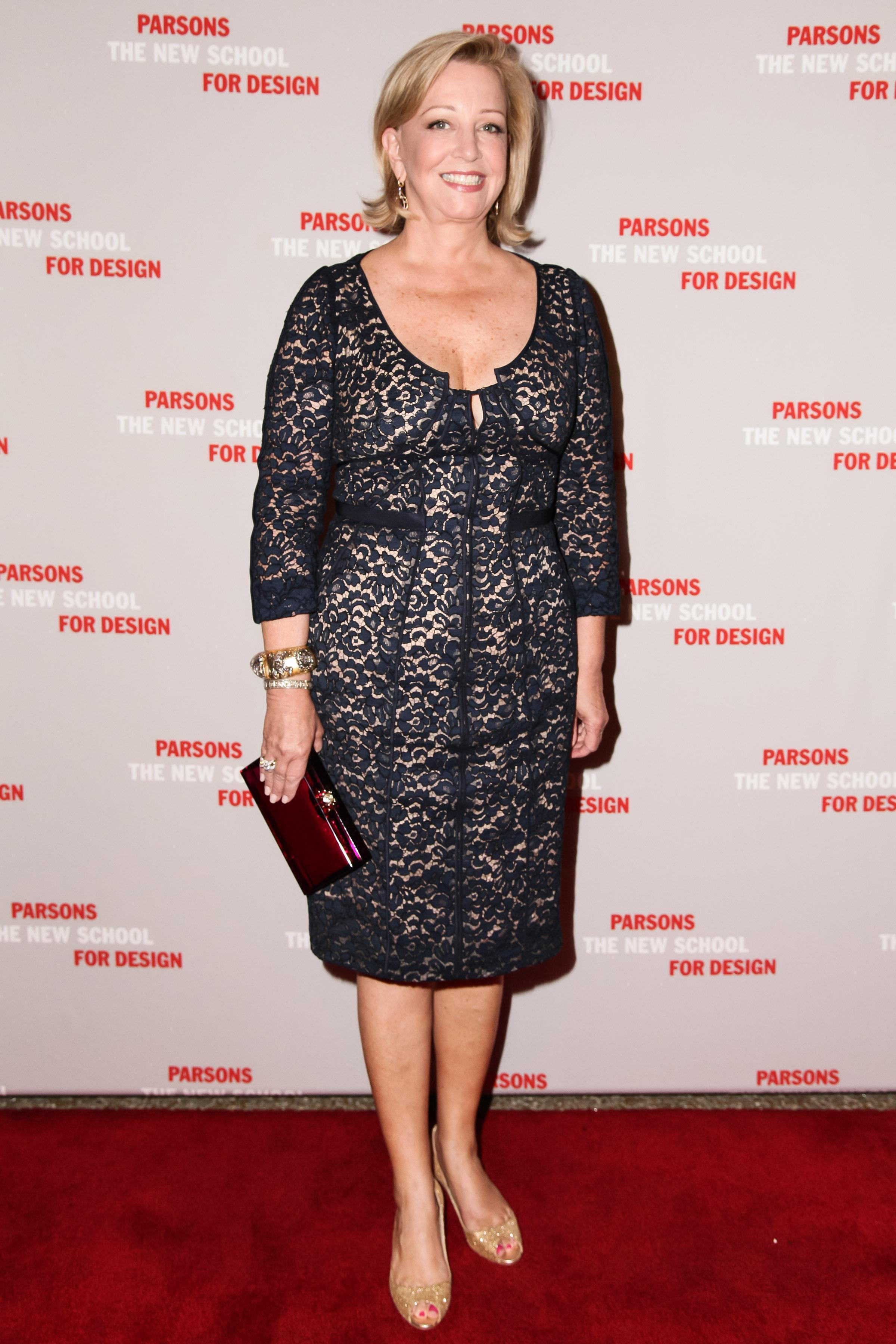 Bonnie BrooksParsons Fashion Benefit Honoring Bonnie Brooks and Proenza Schouler, New York, USA - 22 May 2013