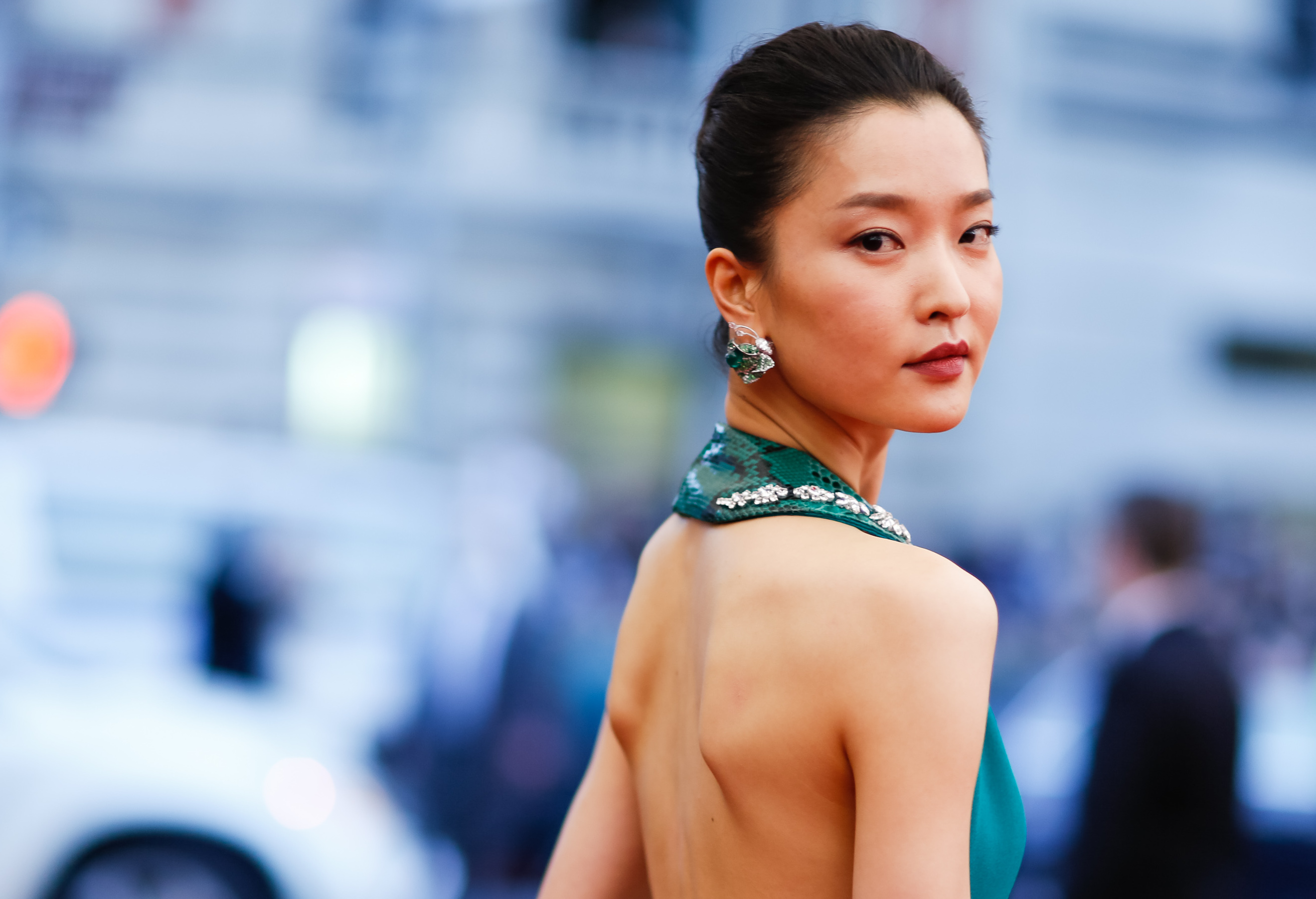 Du Juan was the first major Chinese model to strike it big on the international fashion scene.