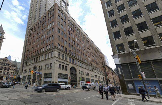 Hudson's Bay Company headquarters in Toronto