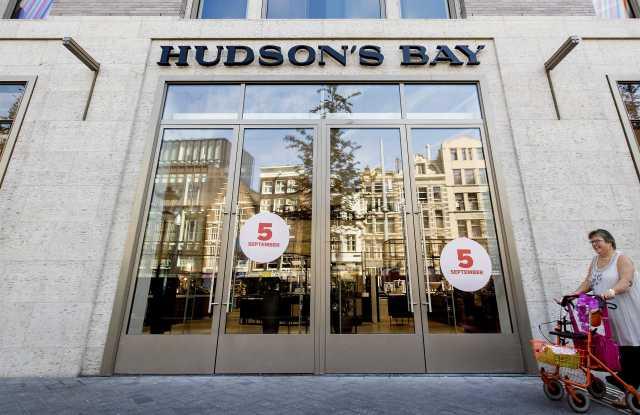 Hudson's Bay Company store in Amsterdam