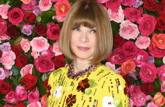 Anna Wintour72nd Annual Tony Awards, Arrivals, New York, USA - 10 Jun 2018