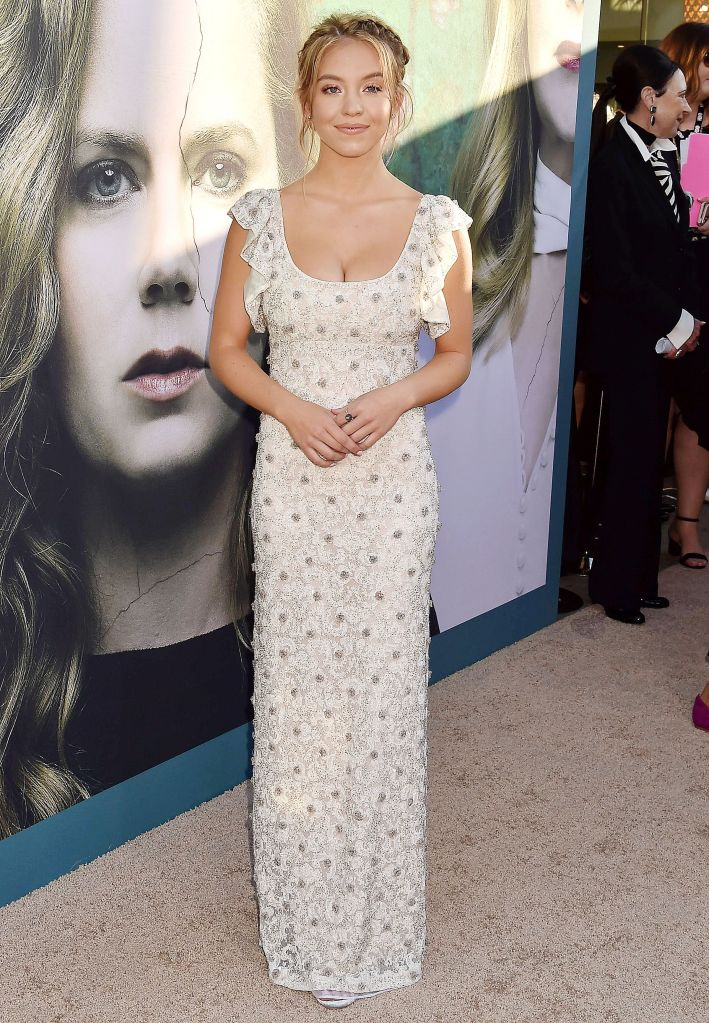 Sydney Sweeney 'Sharp Objects' TV series premiere, Los Angeles, USA - 26 Jun 2018 Los Angeles Premiere Of HBO Limited Series 'Sharp Objects' - Arrivals WEARING THE BROCK COLLECTION
