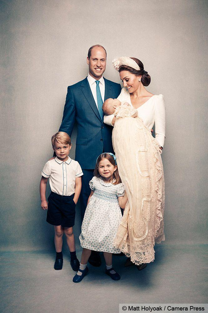 The Christening of Prince Louis, London, United Kingdom - 09 Jul 2018