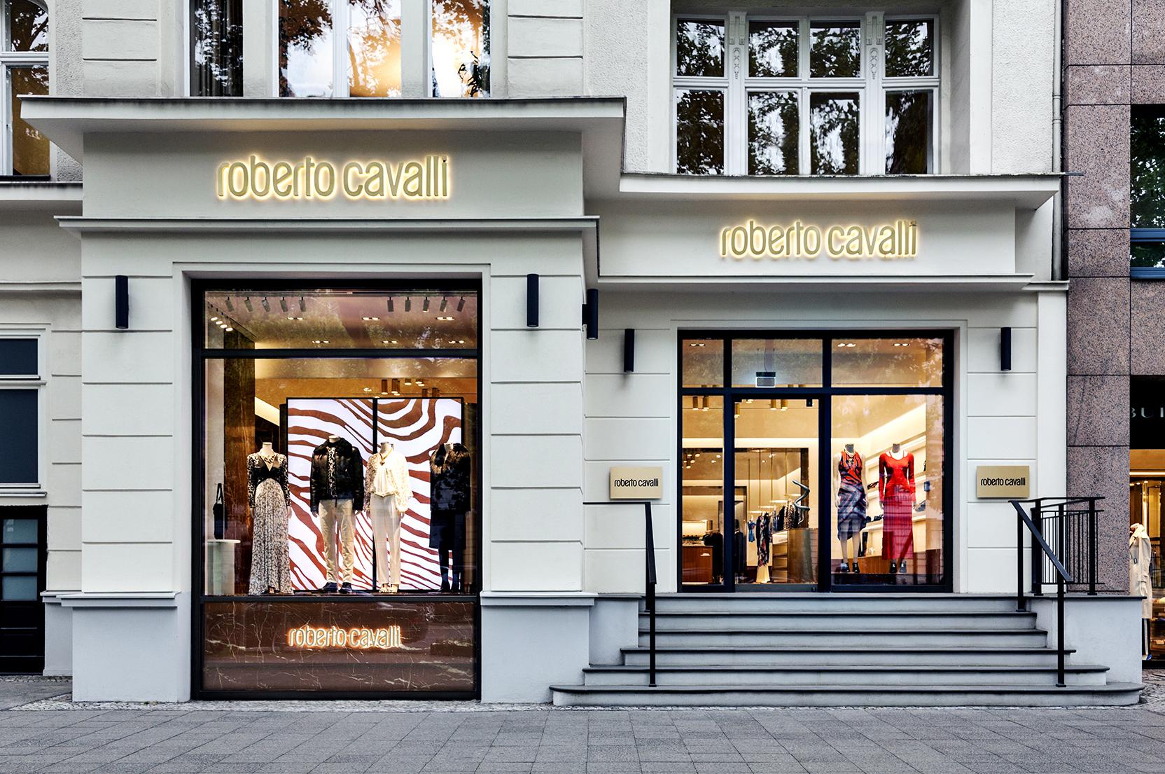 Roberto Cavalli; Berlin