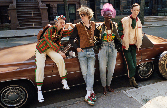 Gucci – Dapper Dan Collection.