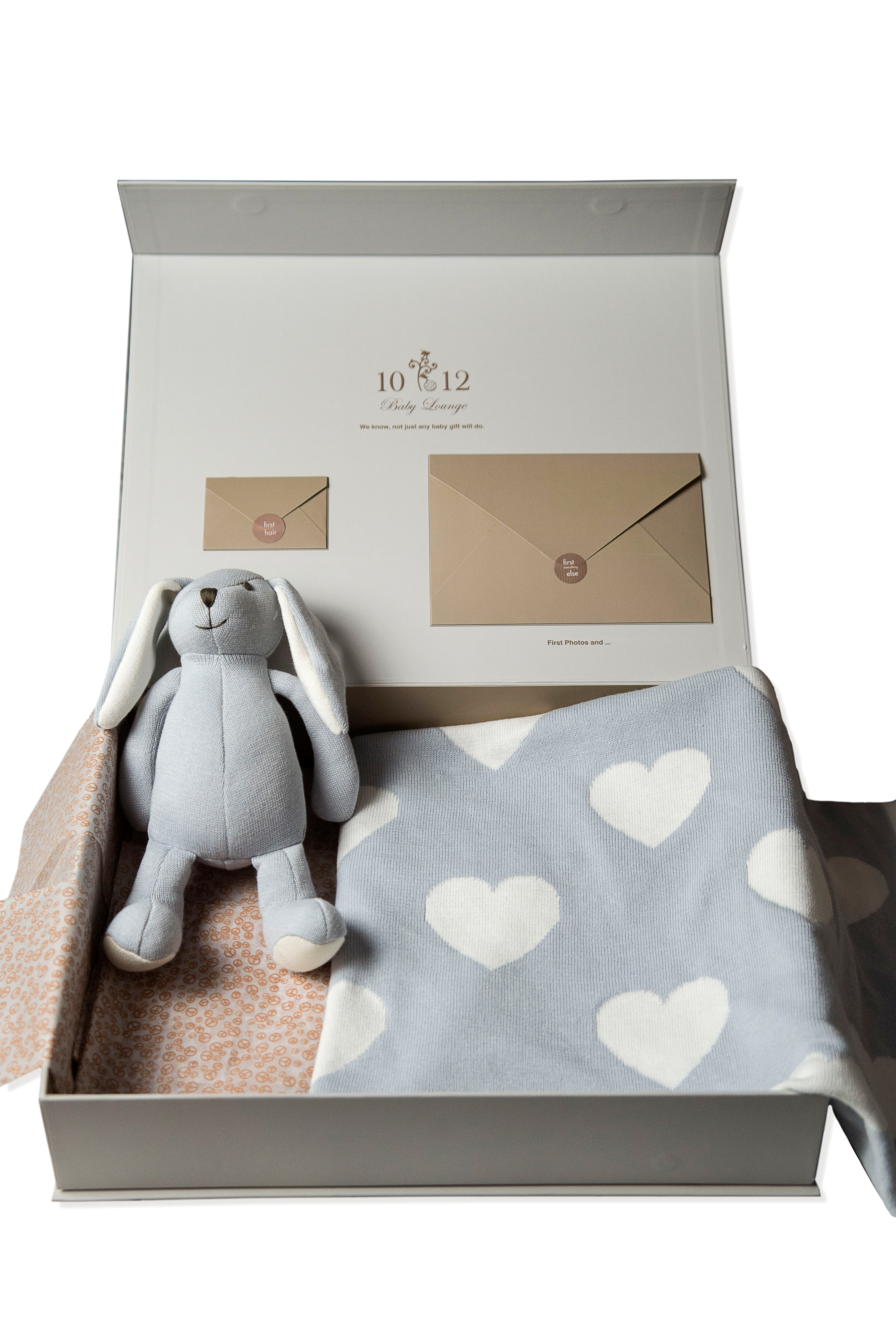Bunny cotton baby set by 10 to 12 Baby Lounge