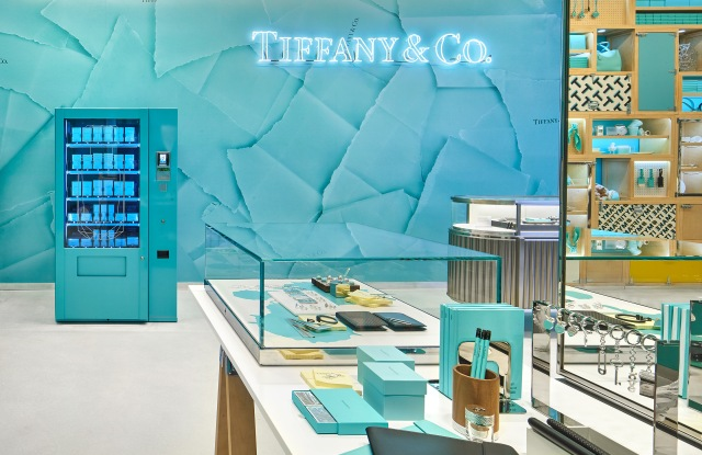 Tiffany & Co. is testing a new concept called Style Studio in London's Covent Garden.