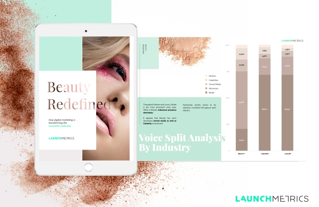 Launchmetrics Beauty Redefined: How Digital Marketing Is Transforming the Cosmetics Industry