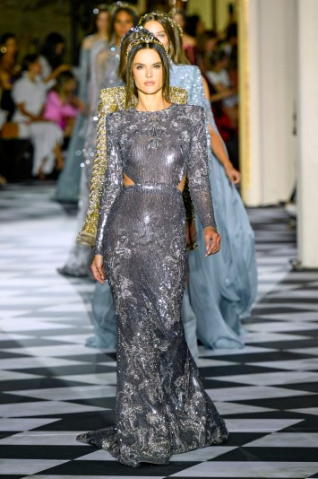 Zuhair Murad Couture Fall 2018