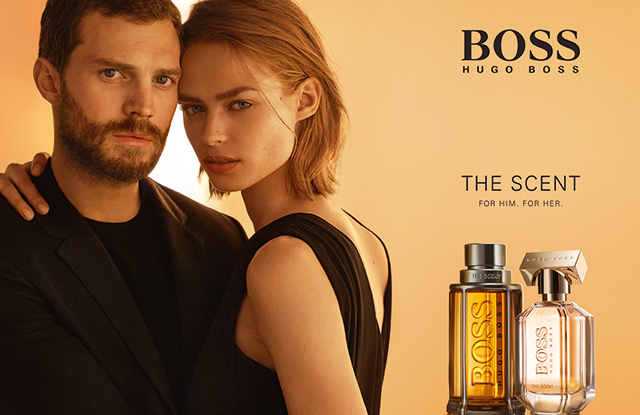Boss The Scent advertising