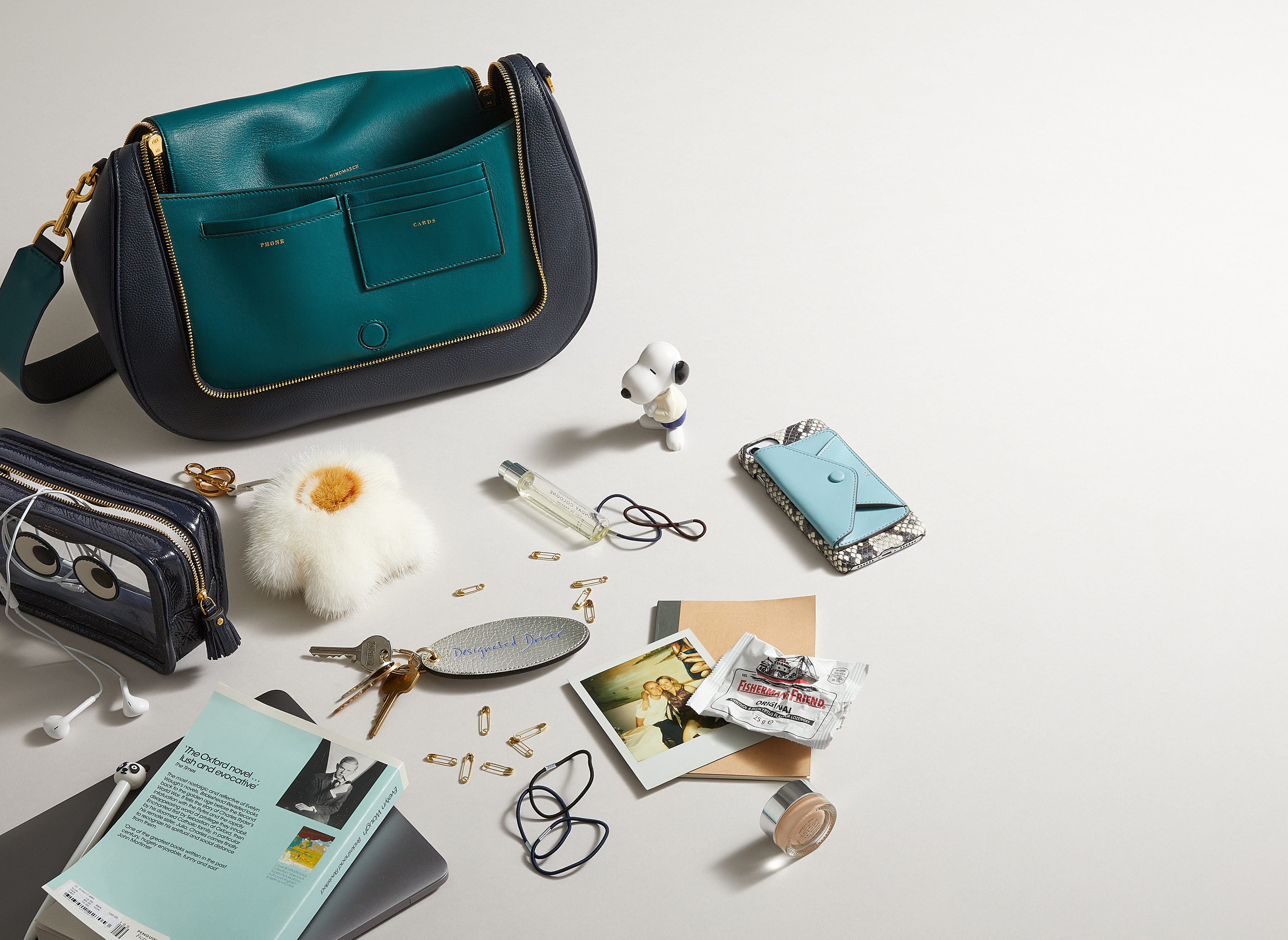 Anya Hindmarch's Bags That Work.