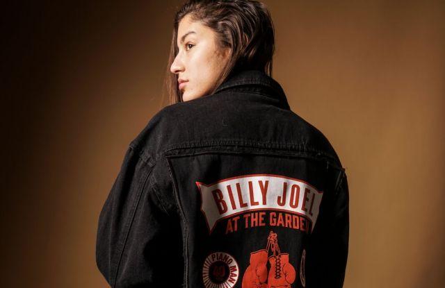 40th Anniversary Souvenir Denim Jacket - Back 1
