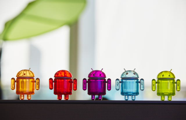 Google Android smartphones mobile