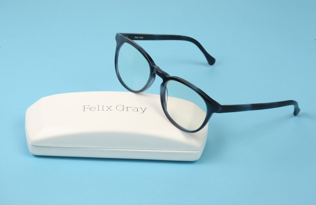 A frame option from Felix Gray.