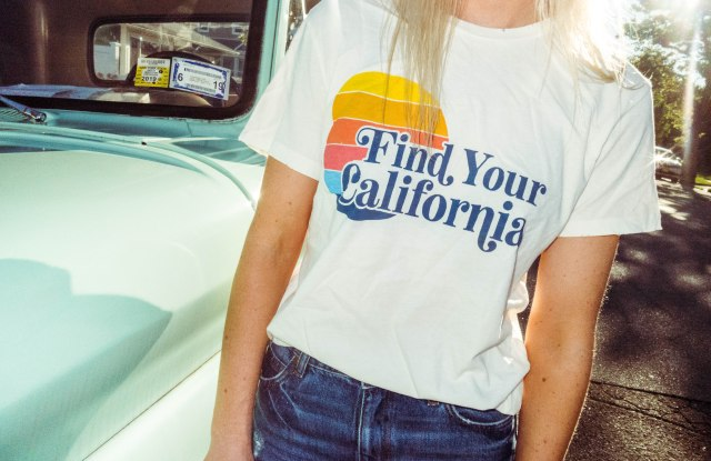 Find Your California T-shirt.