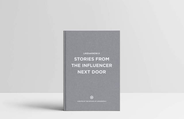 """The cover of """"Liketoknow.it: Stories From The Influencers Next Door"""""""