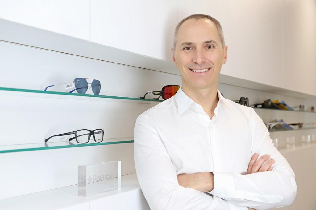 Safilo Group's new Brazil country manager Luca Dalla Zanna