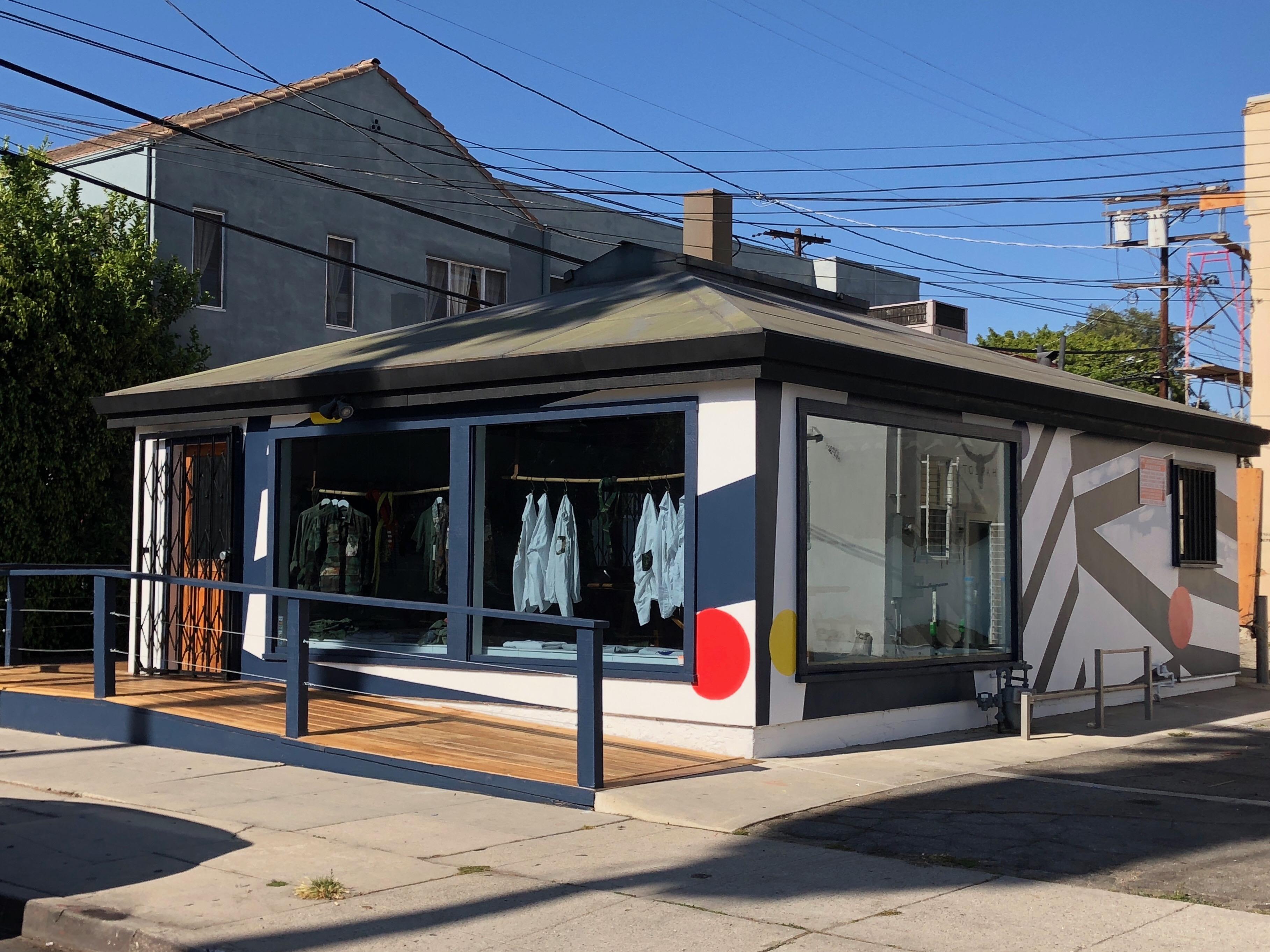 Atelier&Repairs Los Angeles Store