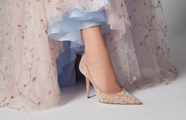 Jimmy Choo shoes for Moda Operandi's Shoe Week.