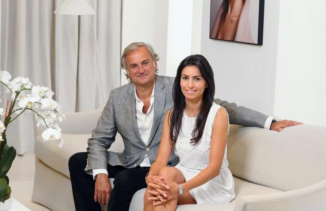Marc Rey and Alexandra Papazian