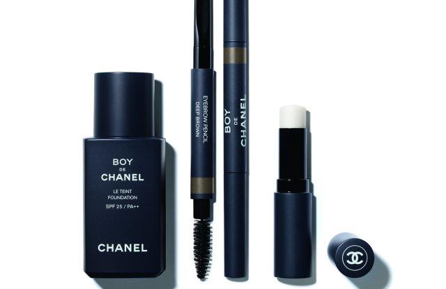 Boy de Chanel makeup