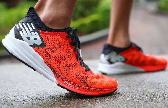 New Balance's FuelCell Impulse sneaker.